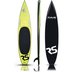 Rave Expedition 12'6 Stand Up Paddle Board (SUP) - Paddle Board -  Rave - Splashy McFun Watersports