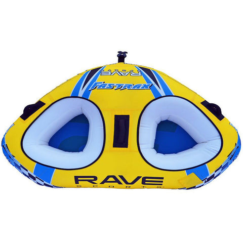 Rave Fastrax 2 Person Towable Boating Tube - Tubes & Towables -  Rave - Splashy McFun Watersports