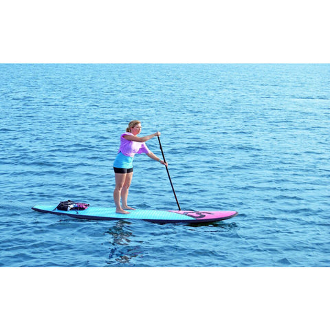 Rave Flight 11' Soft Top Stand Up Paddle Board (SUP) Blue - Paddle Board -  Rave - Splashy McFun Watersports