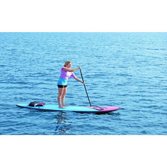 Rave Flight 11' Soft Top Stand Up Paddle Board (SUP) Blue