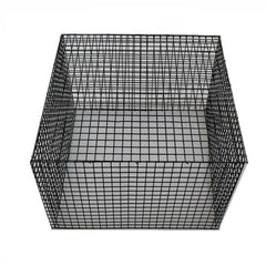 "Power House Aerator Float Cage. 1"" metal grid that is 16x24."