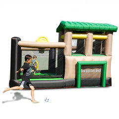 Island Hopper Fort All Sport Bounce House