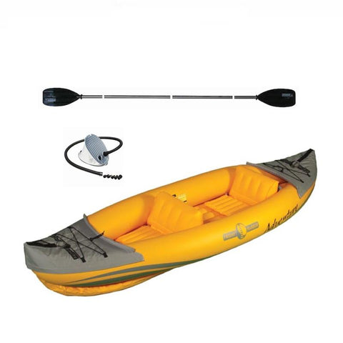 Advanced Elements Friday Harbor Adventure 2 Person Inflatable Kayak