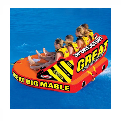 Sportsstuff Great Big Mable 4-Rider Towable Boating Tube