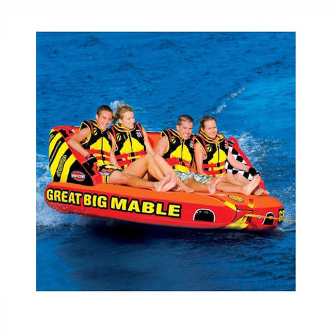 Sportsstuff Great Big Mable 4 Person Towable Boat Tube