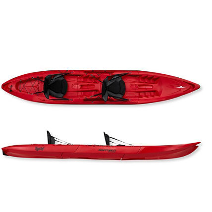 Point 65 Tequila GTX Modular Sit On Top Kayak Solo/Tandem