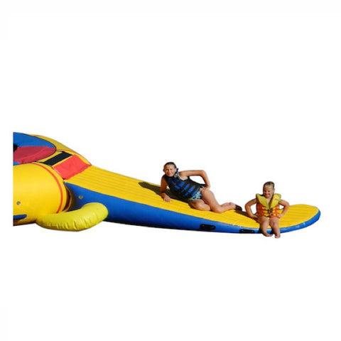 Island Hopper Gator Monster Tail Platform Water Trampoline Extra - Water Trampoline -  Island Hopper - Splashy McFun Watersports