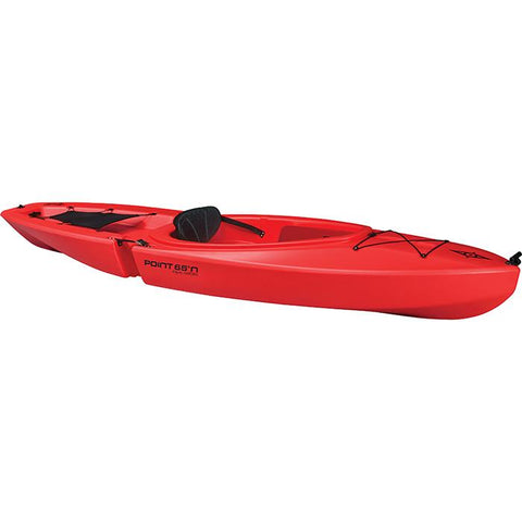 Point 65 Gemini GT Modular Sit In Kayak - Solo/Tandem
