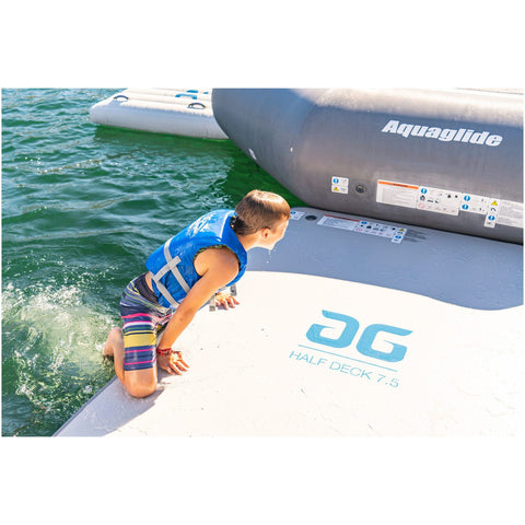 Aquaglide Inflatable Water Mats