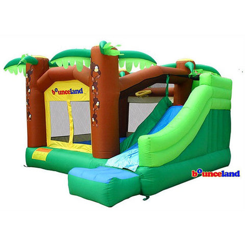 Bounceland Jungle Bounce House