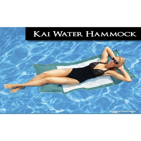 Floating Luxuries Kai Water Hammock - Loungers -  Floating Luxuries - Splashy McFun Watersports