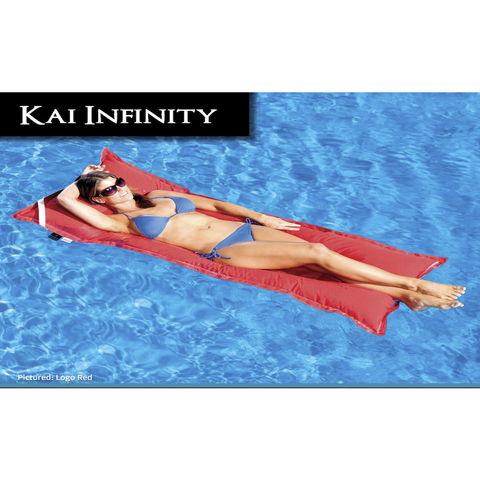 Floating Luxuries Kai Infinity Pool Float - Loungers -  Floating Luxuries - Splashy McFun Watersports