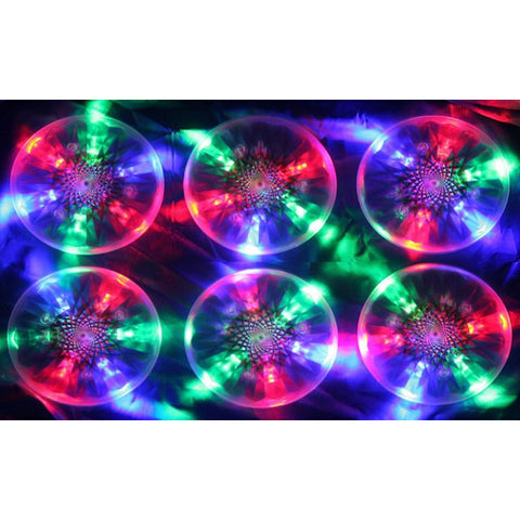 KidWise Kaleida Disco Jumper with Ball Pit disco lights