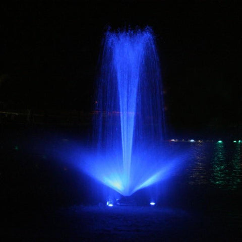 Kasco RGB Color Changing 6 Fixture LED Fountain Light Kit