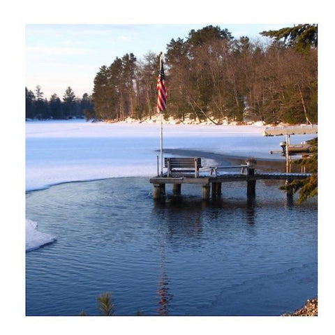 Kasco Ice Eaters for Sale can open up large areas around a dock and give them full dock ice protection.  Kasco De Icers are your best insurance and protection from ice damage.
