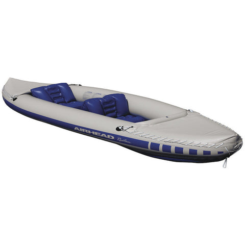 "Airhead 2 Person Inflatable Kayak 10'3"" - Splashy McFun Watersports - Kayak"