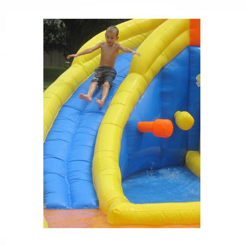 KidWise Summer Blast Waterpark sliding