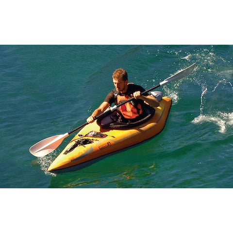 Advanced Elements Lagoon 1 Solo Inflatable Kayak - Kayak -  Advanced Elements - Splashy McFun Watersports