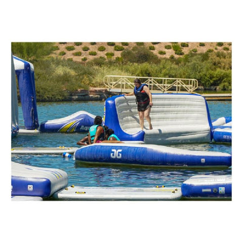 Aquaglide Lugeback Inflatable Water Park Attachment
