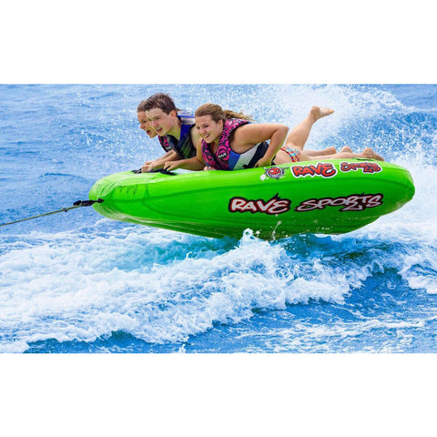 Rave Mambo 3 Person Towable Tube - Tubes & Towables -  Rave - Splashy McFun Watersports