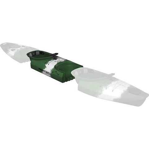 Point 65 Martini GTX Angler Sit In Modular Kayak Sections
