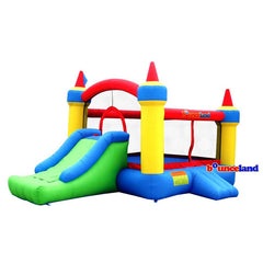 Bounceland Mega Castle Bounce House