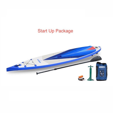 Sea Eagle NeedleNose 14 Inflatable SUP Start Up Package