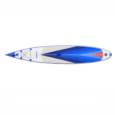 Sea Eagle NeedleNose 14 Inflatable SUP top view