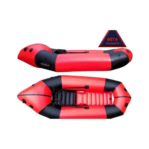 Aqua Xtreme Beta Packraft
