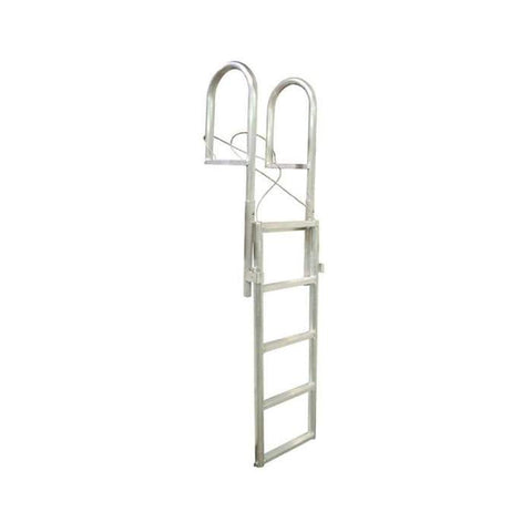 Dock Edge Aluminum Slide-Up Swim Ladder for Dock