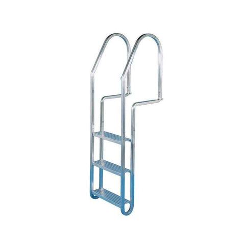 Dock Edge Kwik Release Aluminum Swim Ladder for Dock