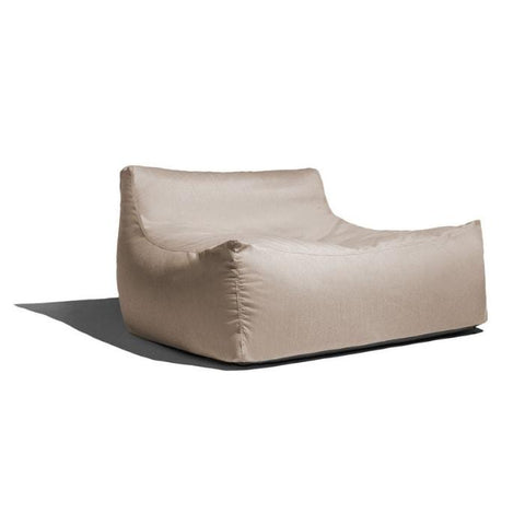 Lavista Bean Bag Loveseat by Jaxx Bean Bags - Sunbrella