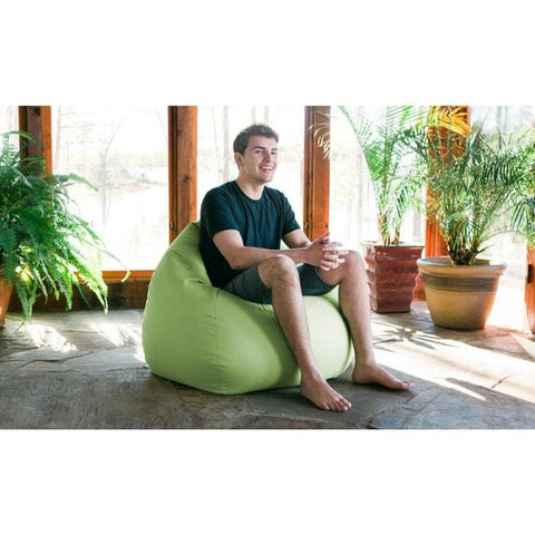 Prado Outdoor Chaise Lounge by Jaxx Bean Bags - Sunbrella
