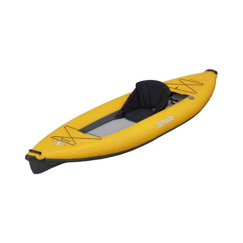 STAR Paragon Inflatable Kayak - Yellow