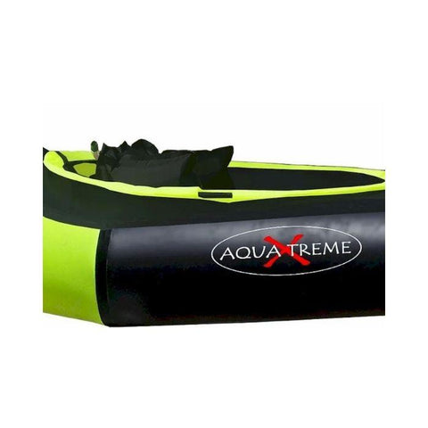 Aqua Xtreme X1 Packraft with Spraydeck and Spray Skirt
