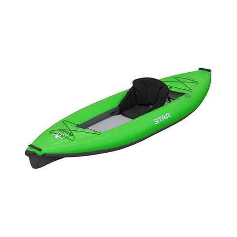 STAR Paragon Inflatable Kayak - Green