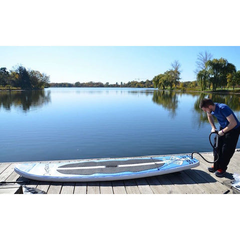 Rave Outback Inflatable Stand Up Paddle Board (SUP) - Paddle Board -  Rave - Splashy McFun Watersports