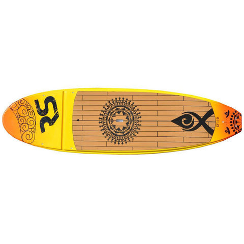 Rave CrossFit 11' Stand Up Paddle Board (SUP) - Paddle Board -  Rave - Splashy McFun Watersports