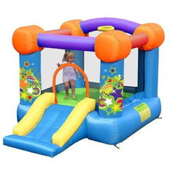 KidWise Party Bouncer with Slide
