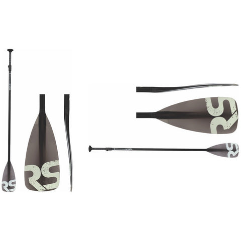 RAVE SUP-  Paddle Glide PolyGlass/ Carbon Reinforced - SUP Paddle -  Rave - Splashy McFun Watersports
