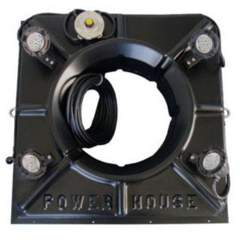 Power House Olympus Fountain (4) 3-Watt Color Changing LED Light Kit