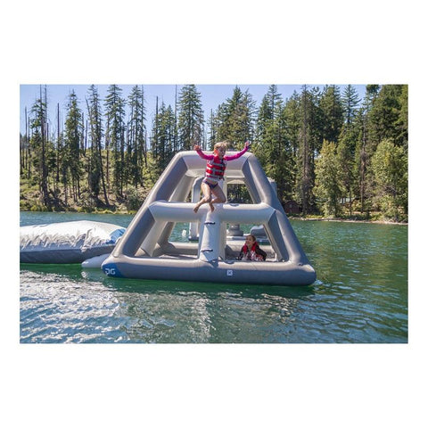 Aquaglide Residential Mini Inflatable Water Park 2