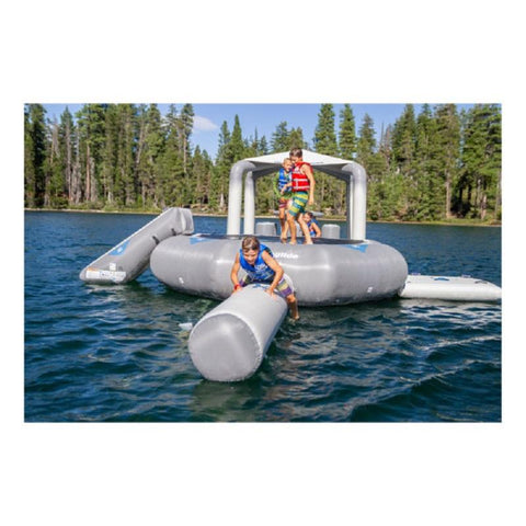 Aquaglide Residential Mini Inflatable Water Park 1