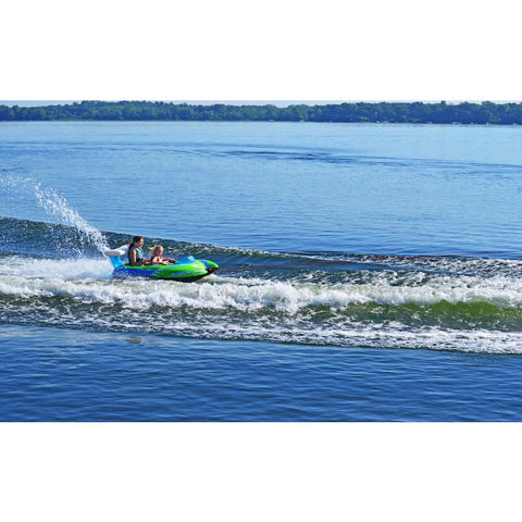 Rave RacerX 2 Person Towable Boat Tube - Tubes & Towables -  Rave - Splashy McFun Watersports