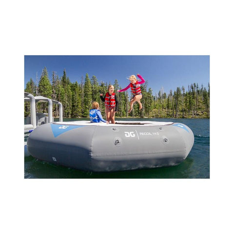Aquaglide Recoil Inflatable Water Trampoline