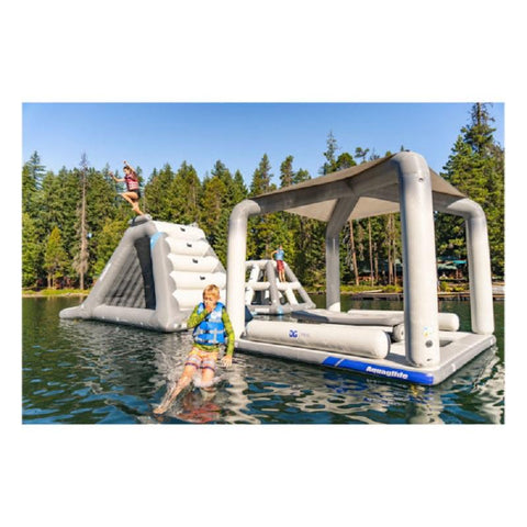Aquaglide Residential Mini Inflatable Water Park 6
