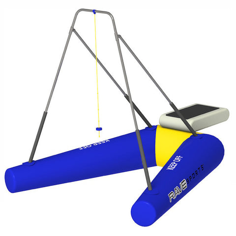 Rave Rope Swing Water Trampoline Attachment - Water Park Attachment -  Rave - Splashy McFun Watersports