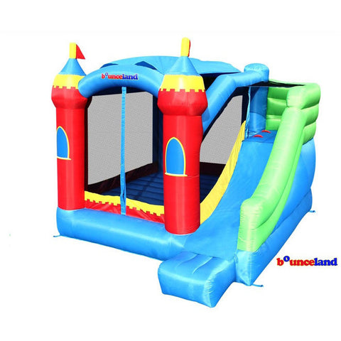 Bounceland Royal Palace Bounce House with Slide - Bounce House -  Bounceland - Splashy McFun Watersports