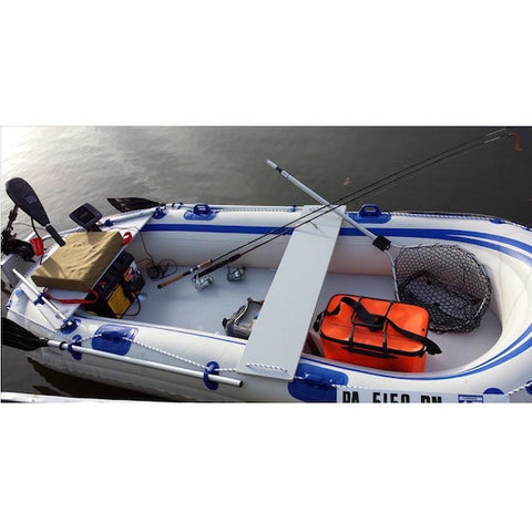 Sea Eagle 9 Inflatable Boat SE9 ready to fish