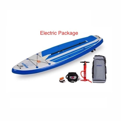 Sea Eagle HB96 Hybrid Inflatable SUP Electric Package